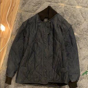 RAG AND BONE BUTTON UP JACKET